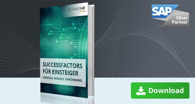 SuccesFactors für Einsteiger