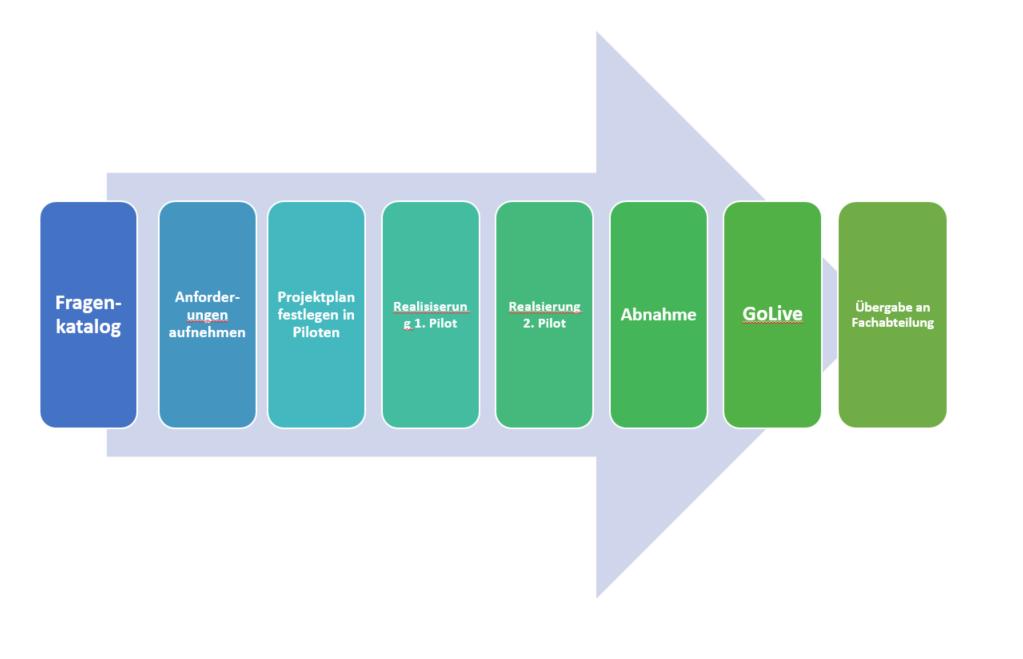 Einführungsprozess SAP LSO