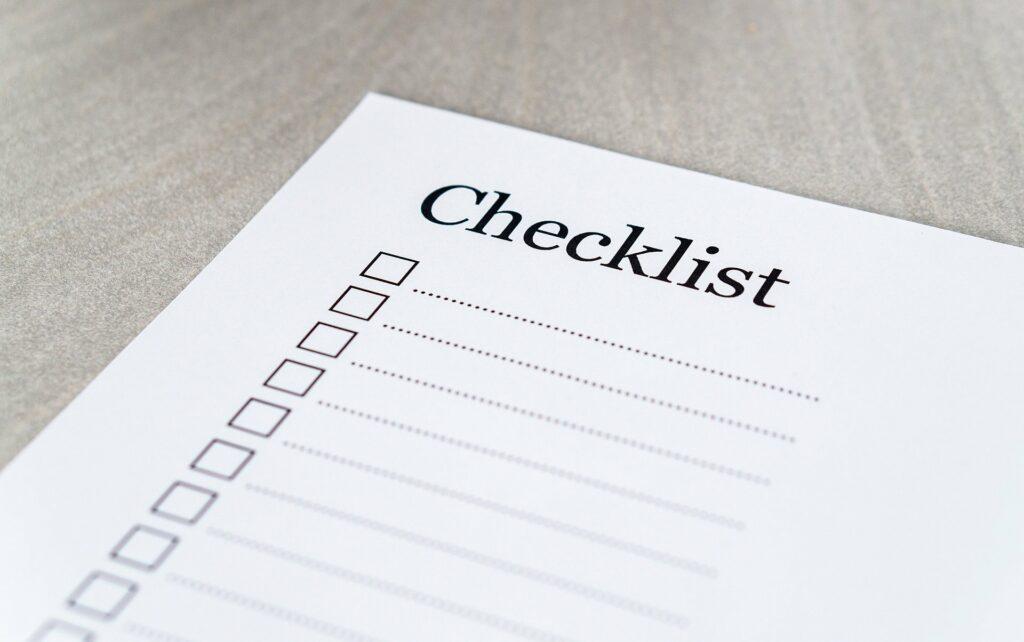 Mit unserer standardisierten Checkliste vergessen Sie nichts beim Upgrade auf SAP Enterprise Learning