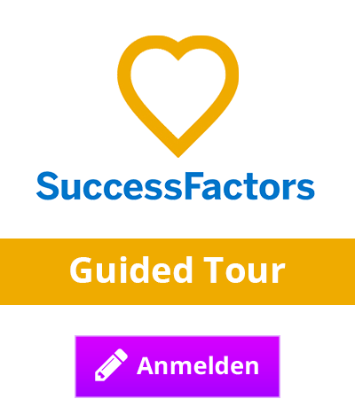 SuccessFactors Guided Tour