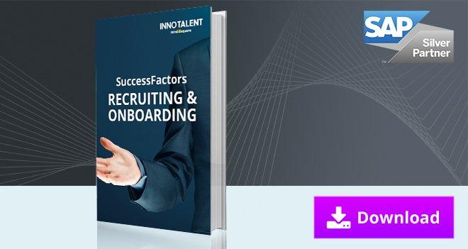 SuccessFactors Recruiting & Onboarding