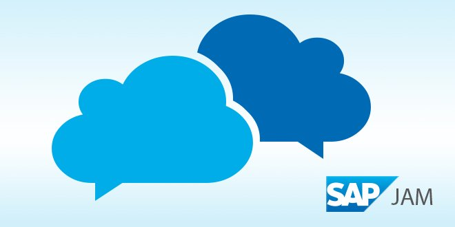 SAP JAM Expertise-Seite