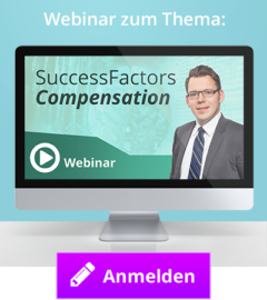 Webinar SuccessFactors Compensation