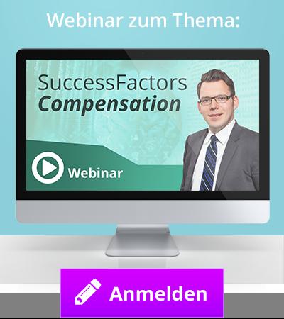 Webinar SuccessFactors Compensation