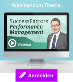 Webinar Successfactors Performance Management