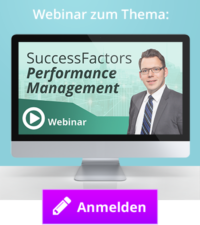 Webinar Successfactors Performance Management