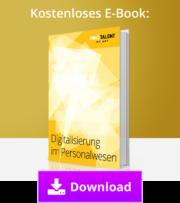 E-Book Digitalisierung im Personalwesen