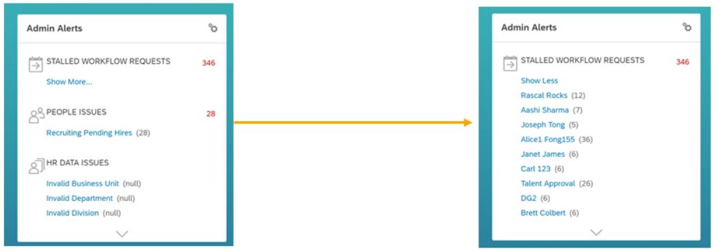 Perfomanceoptimierung - Stalled Workflows